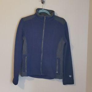 Womens KUHL Zip Fleece Size S